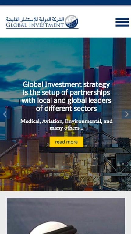 Global Investment Holding